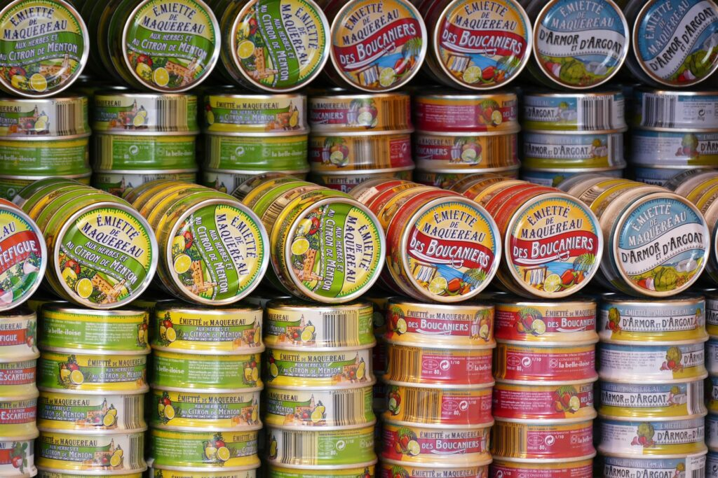 Canned fish2